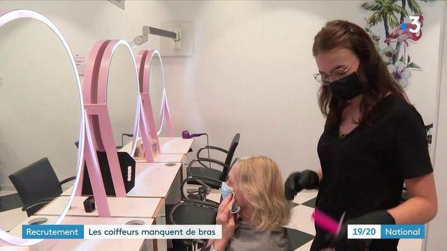 Emploi : les salons de coiffure manquent de bras