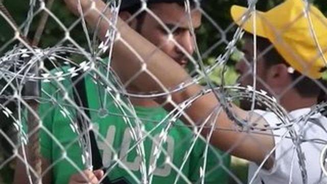 Les migrants bloqués en Serbie sont redirigés vers la Croatie