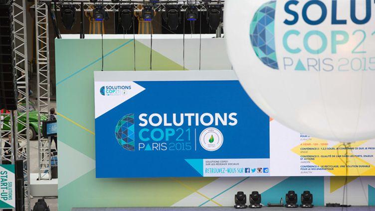 (L'ébauche d'accord sur le climat doit aboutir à un pacte universel proposant des solutions concrètes pour la planète. © Maxppp)