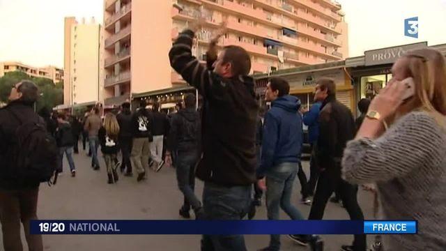 Corse : de nouveaux incidents à Ajaccio