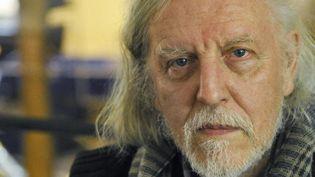 Le dessinateur Philippe Honoré, tué lors de l'attaque contre Charlie Hebdo (ici en octobre 2012)  (Richard Brunel / La Montagne / EPA / MAXPPP)