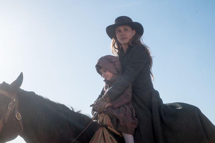 "Natalie Portman, ""Jane got a gun""  (Mars Distribution )"