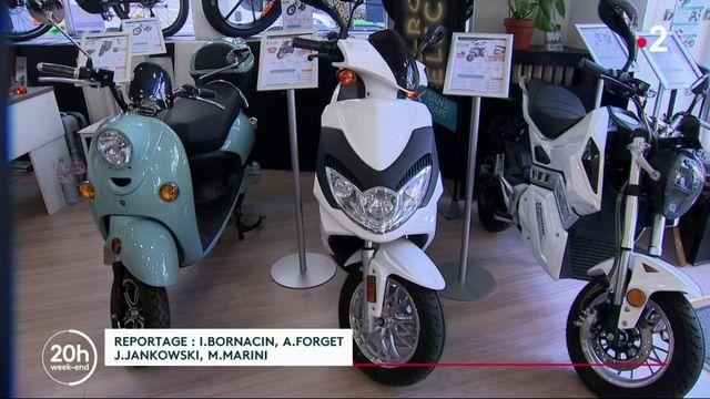 Scooters électriques : pourquoi le made in France ne se développe-t-il pas ?
