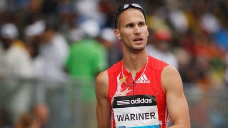 Le roi du 400m, Jérémy Wariner, blessé, ne participera pas aux Mondiaux de Daegu