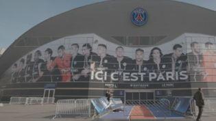 Certains recruteurs du club de la capitale auraient intégré l'origine raciale dans leur processus de sélection des jeunes joueurs. (FRANCE 2)