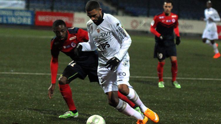 Dijon contraint au nul (1-1) à Châteauroux