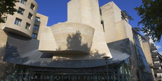 La Cinémathèque française à Paris  (AFP/Yvan Travert / Photononstop)