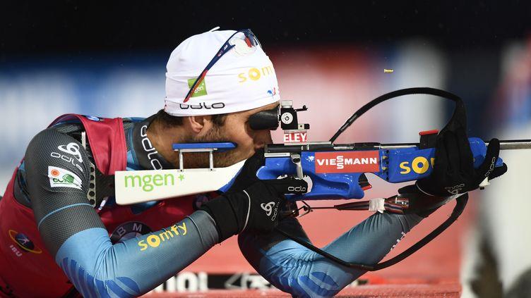 Martin Fourcade est monté sur deux podiums en deux courses individuelles