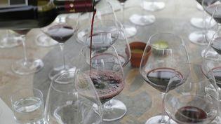 Routes du vin : la Toscane, berceau du Chianti, un des plus célèbres vins italiens. (FRANCE 2)