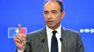 Jean-François Copé, secrétaire général de l'UMP, le 12 septembre 2012 à Paris. (ERIC FEFERBERG / AFP)