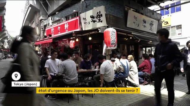 Covid-19 : les Jeux olympiques de Tokyo menacés ?