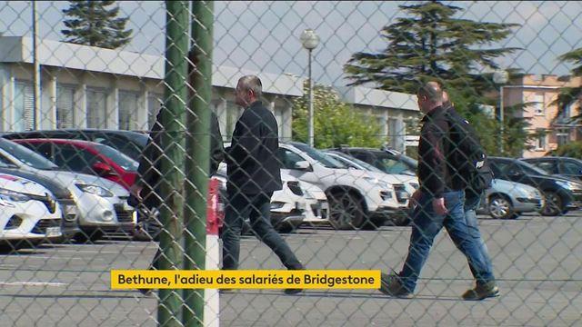 Béthune : l'usine Bridgestone a définitivement fermé ses portes