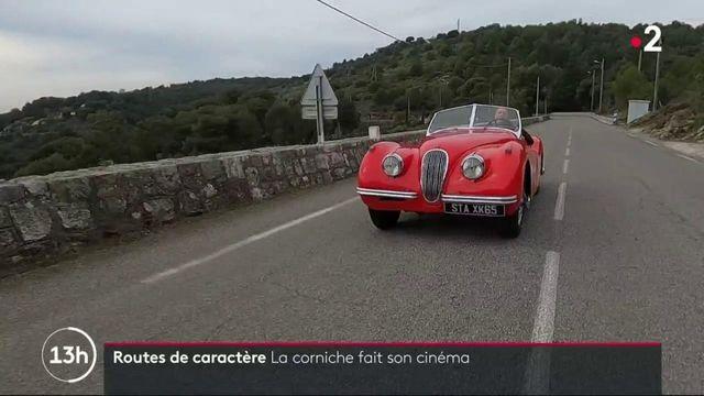 Côté d'Azur : au volant des voitures mythiques sur la Grande Corniche