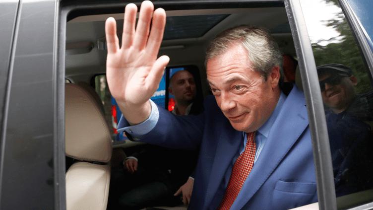 (Nigel Farage, le 24 juin 2016. © Stefan Wermuth/Reuters)
