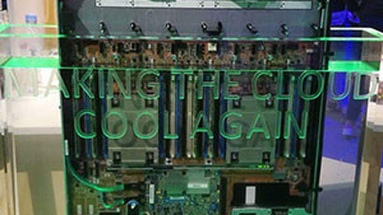 La startup Immersion 4 utilise la chaleur développée par les data centers pour la recycler en énergie chaude ou froide ou en électricité. (IMMERSION 4)