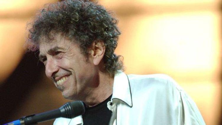 Bob Dylan en 2003 aux Etats-Unis.  (MARK MULVILLE/AP/SIPA)