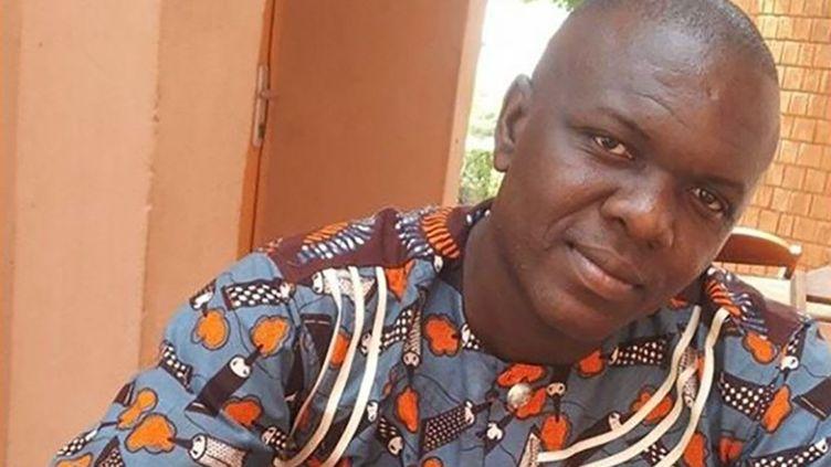 Photo non datée du guide Fiacre Gbédji tué alors qu'il accompagnait les deux Français dans le parc de la Pendjari au Bénin. (HO / AFP)