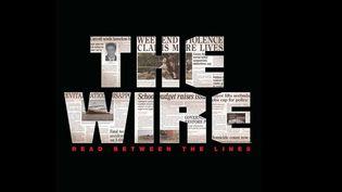 L'affiche de la dernière saison de ma série américaine The Wire sur HBO. (HBO)