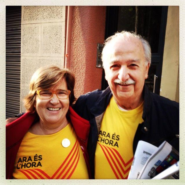 """Cecilia et Enricy attendent ce jour """"depuis 300 ans"""". (VINCENT DANIEL / FRANCETV INFO )"""
