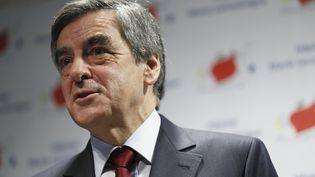 François Fillon, le candidat de la droite et du centre à la présidentielle 2017 (THOMAS SAMSON / AFP)