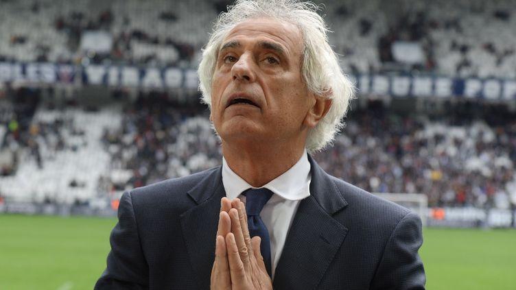Vahid Halilhodzic (NICOLAS TUCAT / AFP)