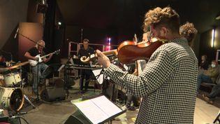 """Le festival """"Banlieues Bleues"""" prévoit une trentaine de concerts en Seine-Saint-Denis. (France Télévisions)"""