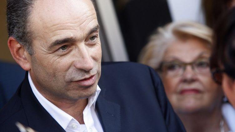 Jean-François Copé, secrétaire général de l'UMP, le 6 octobre 2012 à Hyères (Var). (JEAN-CHRISTOPHE MAGNENET / AFP)