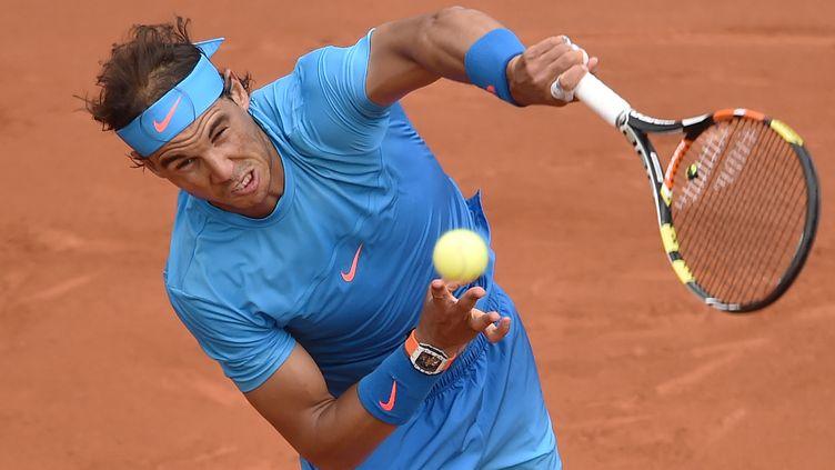 Rafael Nadal (PASCAL GUYOT / AFP)