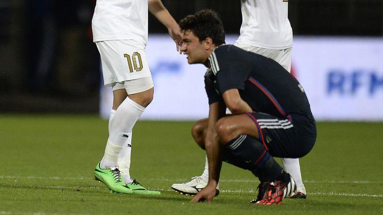Clément Grenier va passer sur le billard (ROMAIN LAFABREGUE / AFP)