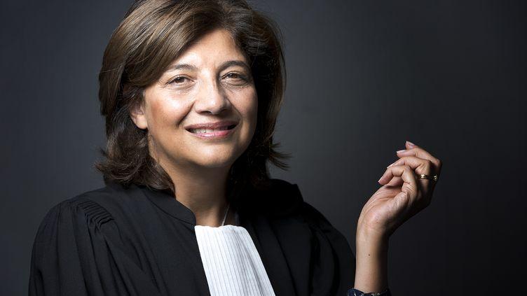 La présidente du Conseil national des barreaux,Christiane Féral-Schuhl, le 8 décembre 2014 à Paris. (AFP)