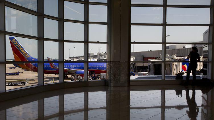 Hartsfield-Jackson Atlanta International airport en 2015 (ANDREW CABALLERO-REYNOLDS / AFP)