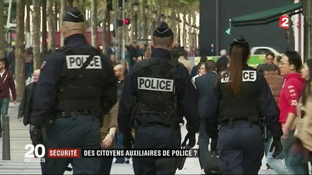 Sécurité : des citoyens auxiliaires de police ?