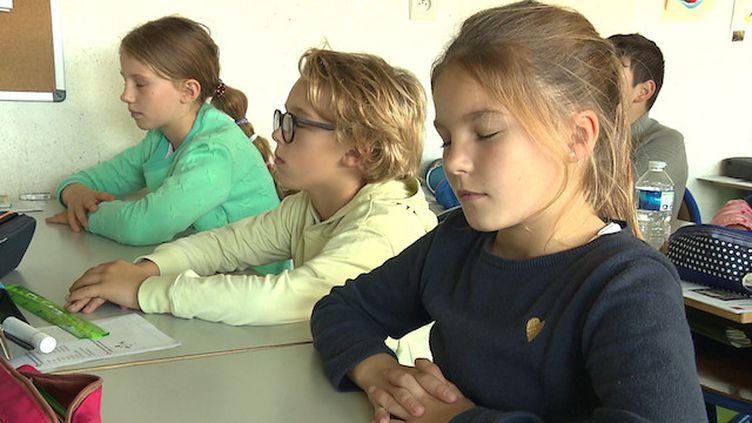 Apprendre à méditer… à l'école !