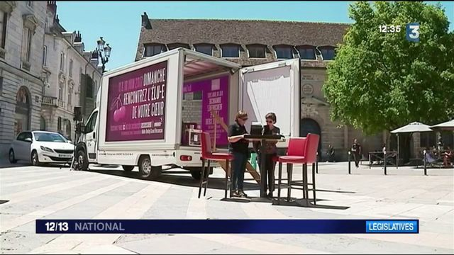 Besançon joue sur l'humour pour recruter des assesseurs