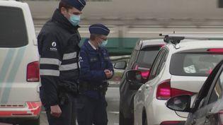 Police à la frontière (FRANCE 3)