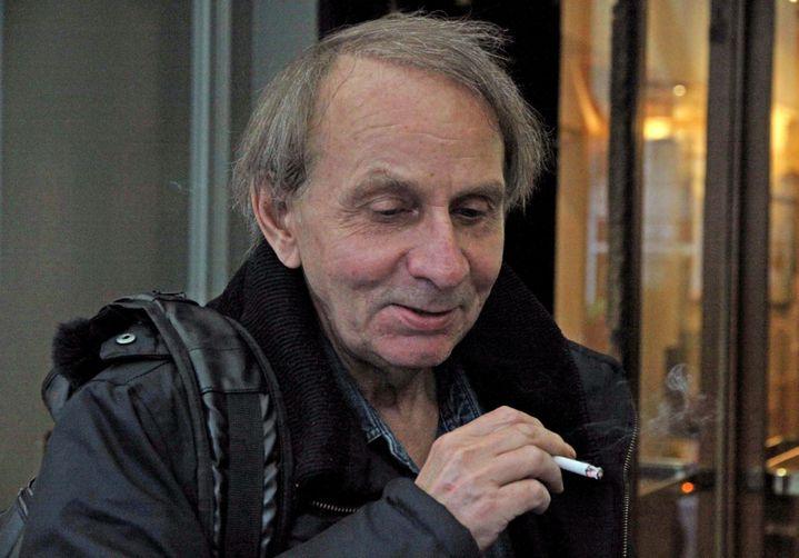 Michel Houellebecq en novembre 2018.  (GINIES/SIPA)