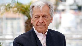 Costa-Gavras à Cannes en 2015. (Valéry Hache / AFP)