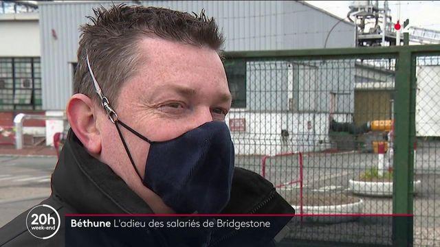 Béthune : fermeture de l'usine historique Bridgestone