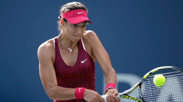 La tenniswoman française Caroline Garcia  (EZRA SHAW / GETTY IMAGES NORTH AMERICA)
