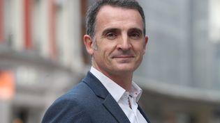 Le maire EELV de Grenoble, Eric Piolle, à Mulhouse (Haut-Rhin) le 20 octobre 2020 (DAREK SZUSTER / MAXPPP)