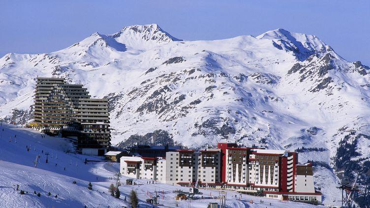 La vallée de la Tarentaise, en Savoie, en 2011. (TRIPELON-JARRY / ONLYFRANCE.FR / ONLY WORLD)