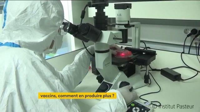 Vaccins contre le coronavirus : les pistes pour augmenter la production