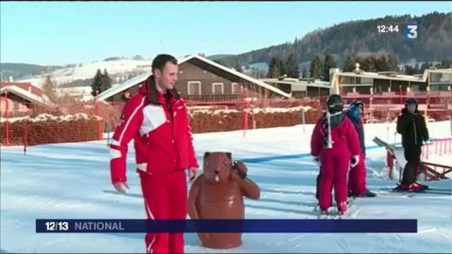 Vacances : Étienne, moniteur de ski et agriculteur