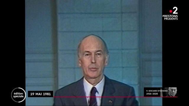 Mort de Valéry Giscard d'Estaing : l'entrée de la communication en politique