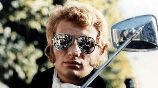 """Johnny Hallyday dans """"A tout casser"""" de John Berry (1968)  (Compagnie Commerciale Française Cinématographique (CCFC))"""