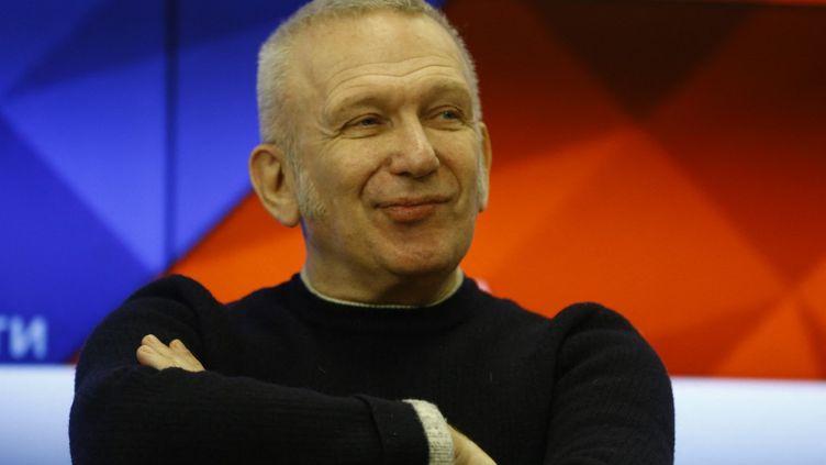 Jean-Paul Gaultier en février 2020. (SEFA KARACAN / ANADOLU AGENCY)