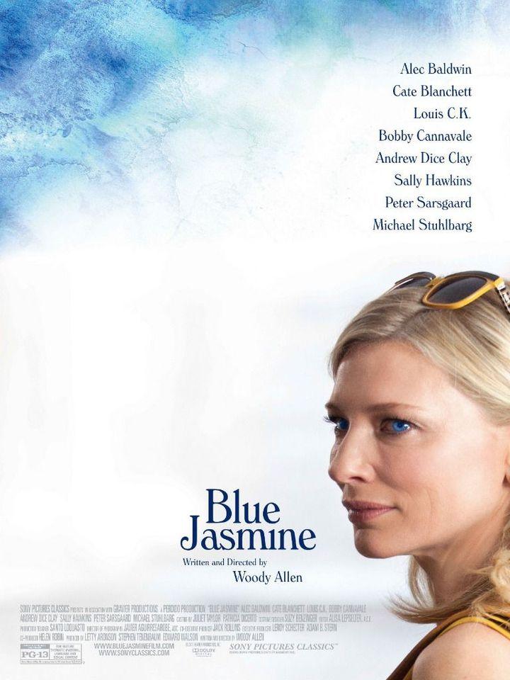 "Affiche du film ""Blue Jasmine"" de Woody Allen  (DR)"
