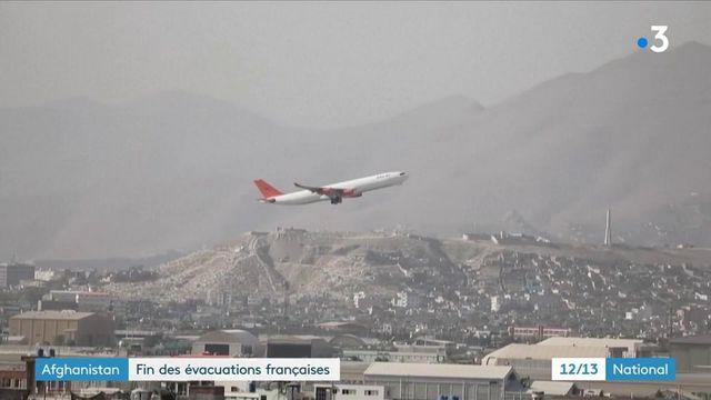 Afghanistan : les opérations d'évacuations commencent à prendre fin