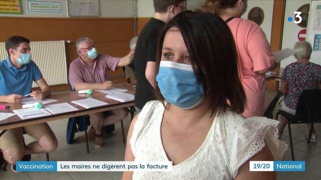 Covid-19 : Les maires réclament à l'Etat des remboursements de la campagne vaccinale