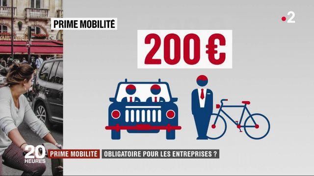 Prime mobilité : comment inciter les entreprises ?